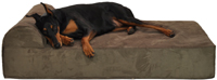 preferred comfort napper dog beds